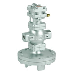 Pressure Reducing Valves for Steam, GPK2001 Series
