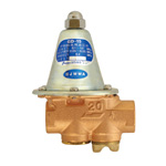 Pressure Reducing Valve for Door-to-Door Water Supply for Condominiums, for Use in Residential Complexes, GD-15 / GD-15C Series