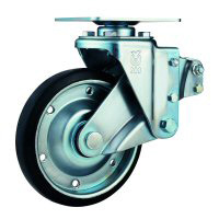 SKY-S Model, Adjustable (Radial Ball Bearing) Plate Type (With Stopper)