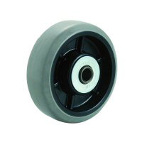 Wheel and Nylon Foil Urethane Vehicle