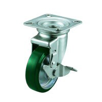 J-S Type Free Wheel Plate Type (with Stopper)