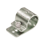 Erector Parts Mounting Part Nickel Flat Saddle EF-4018 NI