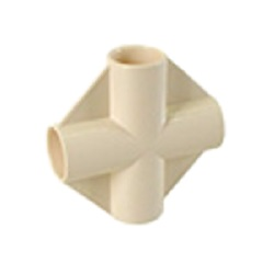 Erector Parts Mounting Part Plastic Joint J-6A