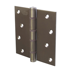 Stainless Steel Ceremonial Hinge with Nylon Ring