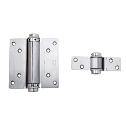 Lavatory Hinge with Surface