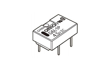 Surface Mount Relay G6L: related images
