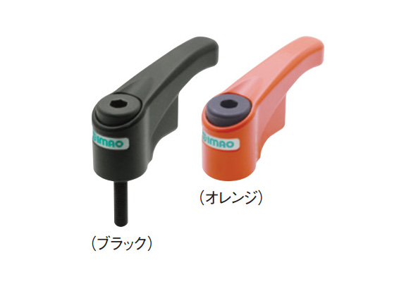 Clamping handle with torque-setting function