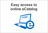 Easy access to online eCatalog