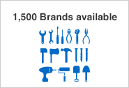 1,500 Brands available